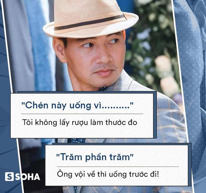 Xuân Bắc bày 10 cách từ chối khi bị ép rượu khiến triệu đàn ông Việt phải suy nghĩ - Ảnh 2.