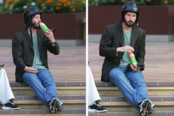 Keanu Reeves và Châu Tinh Trì: Hai ông hoàng sống tằn tiện, lập dị sau ánh hào quang - Ảnh 2.