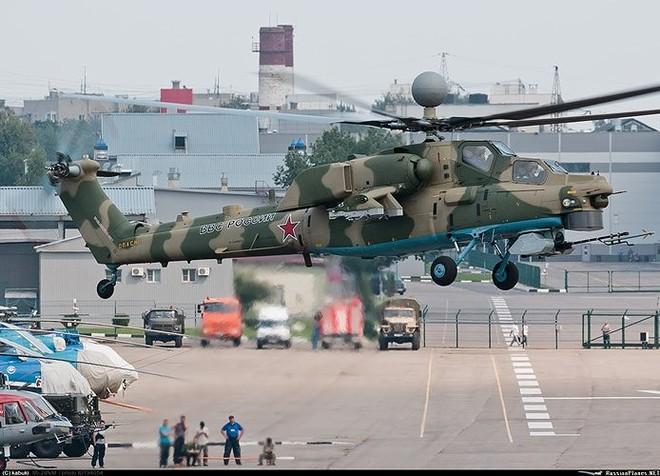 Không quân Nga lột xác khi được bổ sung 100 trực thăng tấn công Mi-28NM - Ảnh 11.
