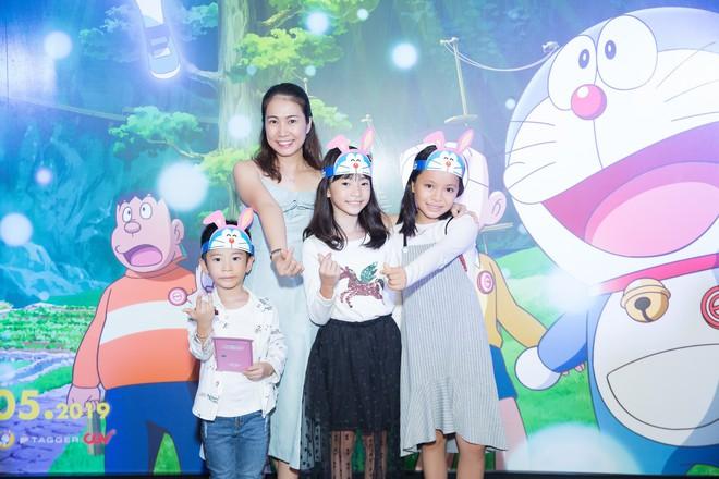 Jun Vũ và dàn nghệ sĩ Việt dự công chiếu phim Doraemon - Ảnh 3.
