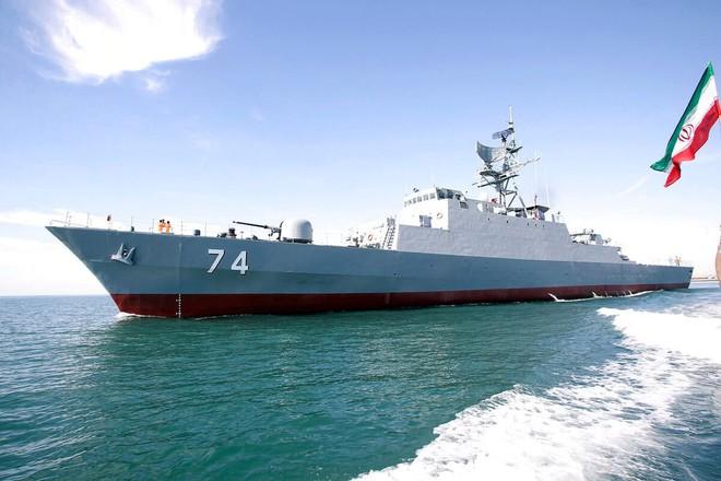 Tiêm kích, khu trục hạm tàng hình Iran không có cửa để đe dọa Mỹ: Đánh là thua! - ảnh 5
