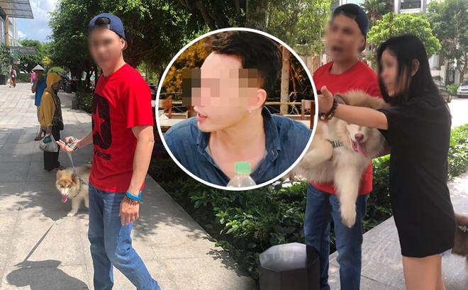 """Sau clip """"Chó tao nằm máy lạnh"""", thanh niên Việt kiều lên tiếng trần tình và hứa xin lỗi bác bảo vệ"""