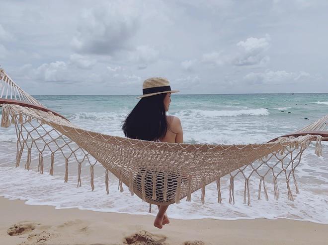 Sau nửa năm ly hôn, Phạm Quỳnh Anh tung ảnh bikini nóng bỏng - Ảnh 5.