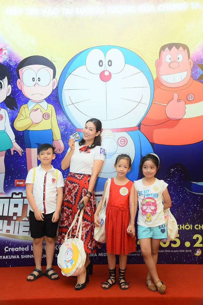 Jun Vũ và dàn nghệ sĩ Việt dự công chiếu phim Doraemon - Ảnh 6.