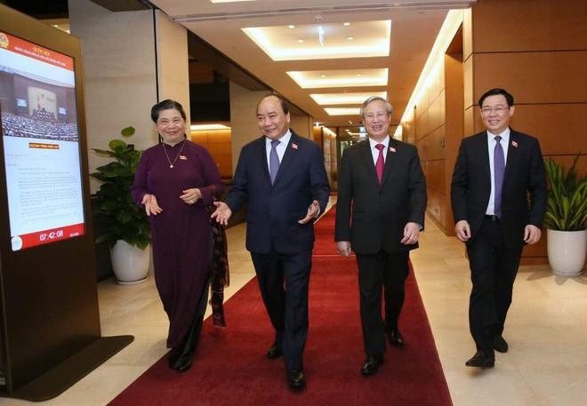Phó thủ tướng Trương Hòa Bình: Việc truy tố, xét xử Vũ Nhôm, Út Trọc… củng cố niềm tin của nhân dân - Ảnh 1.
