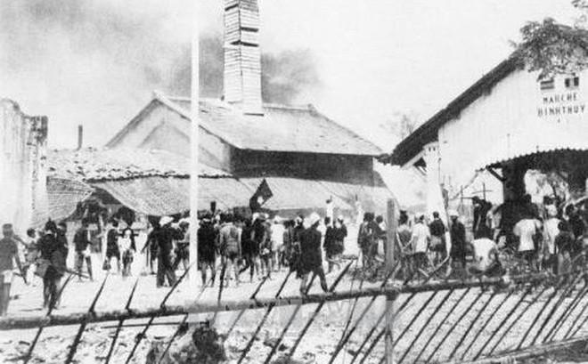 Nhật - Pháp thi nhau vơ vét nước ta, đầu năm 1945, hơn hai triệu đồng bào chết đói