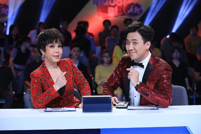Trấn Thành thay thế Hoài Linh, nhường vị trí MC lại cho Trường Giang và phản ứng của khán giả  - Ảnh 1.