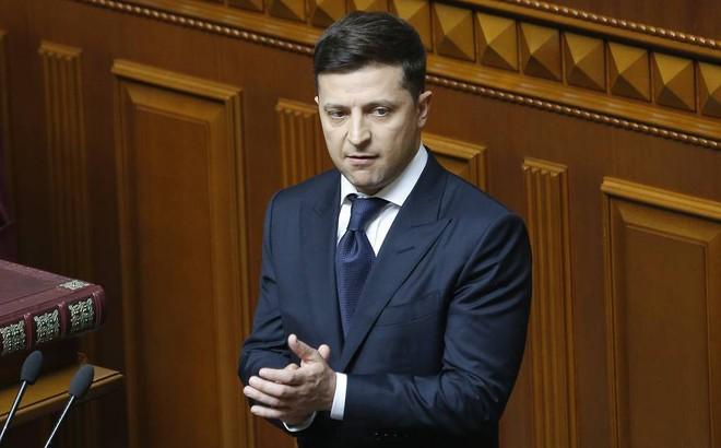 """Gặp đại diện Mỹ, tân Tổng thống Ukraine có phát biểu về Nga khiến ông Poroshenko """"mát lòng mát dạ"""""""