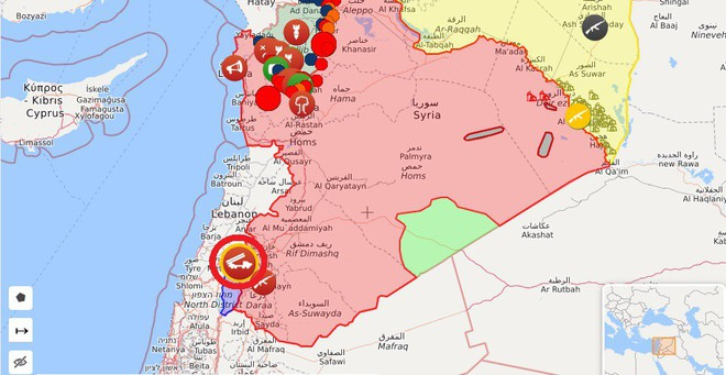 CẬP NHẬT: Phiến quân phản kích, hàng đàn xe bom tự sát xông lên - QĐ Syria thua nặng ở Kabani - Ảnh 13.