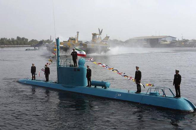 Iran sở hữu một trong những hạm đội tàu ngầm khủng nhất thế giới: Nước nào giúp đỡ? - Ảnh 2.
