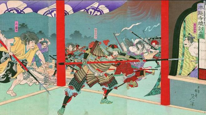 Huyền thoại về samurai da màu đầu tiên: Từ bị nhầm lẫn là đại hắc thần đến trợ thủ đắc lực cho lãnh chúa khét tiếng nhất Nhật Bản - Ảnh 7.