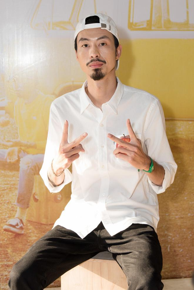 Rapper Đen và Min tình tứ hát chung - ảnh 2