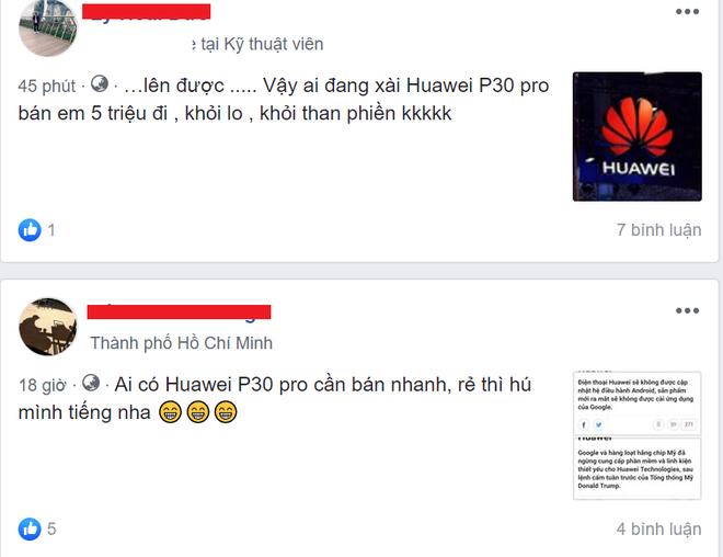 Điện thoại Huawei bị ép giá sau khi Huawei bị Google ngừng cấp phép Android - Ảnh 3.