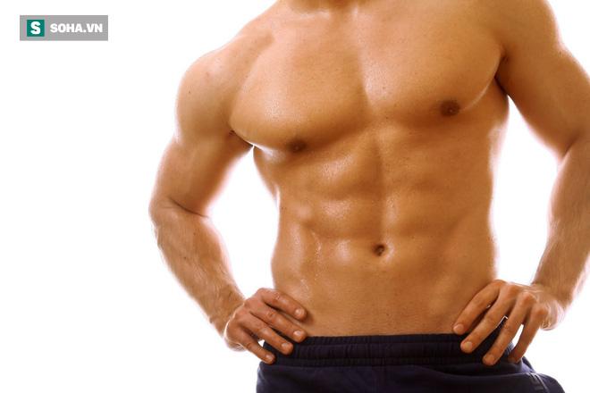 Bài tập giúp tăng cơ giảm mỡ hiệu quả nhanh: Chỉ cần bỏ ra 8 phút/ngày để có bụng phẳng lì - Ảnh 2.