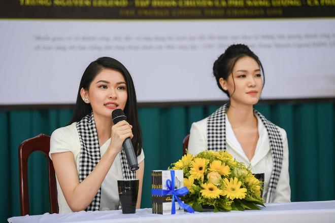 Hoa hậu Thùy Dung: Tri thức quý hơn cả vàng! - Ảnh 2.
