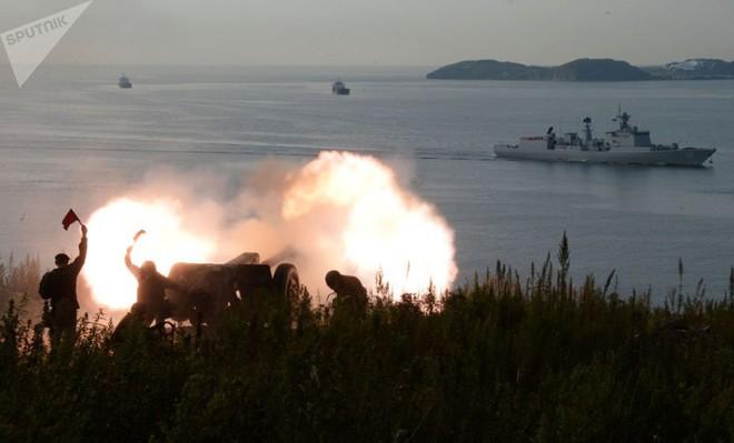 Ảnh: Sức mạnh Hạm đội Thái Bình Dương - một trụ cột của hải quân Nga - ảnh 1