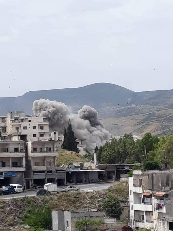 QĐ Syria đang đứng trước thế ngàn cân treo sợi tóc ở Hama - Ngày đen tối chưa từng có - Ảnh 7.