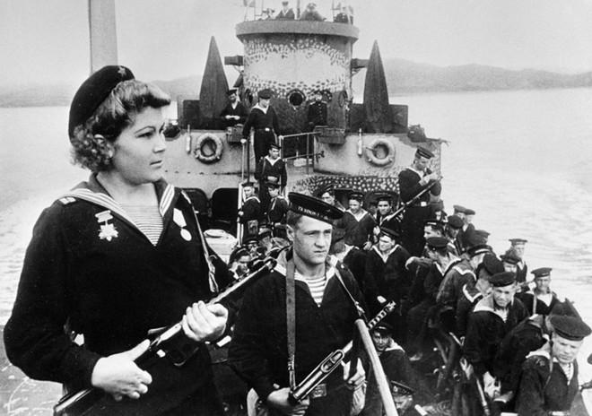 Ảnh: Sức mạnh Hạm đội Thái Bình Dương - một trụ cột của hải quân Nga - ảnh 3