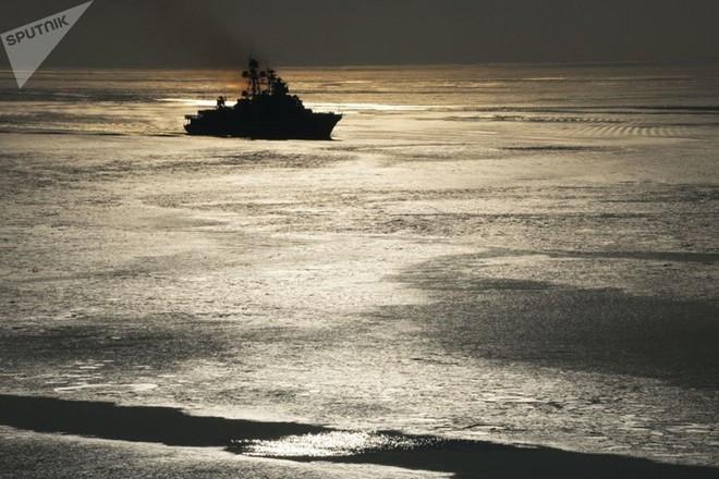 Ảnh: Sức mạnh Hạm đội Thái Bình Dương - một trụ cột của hải quân Nga - ảnh 8