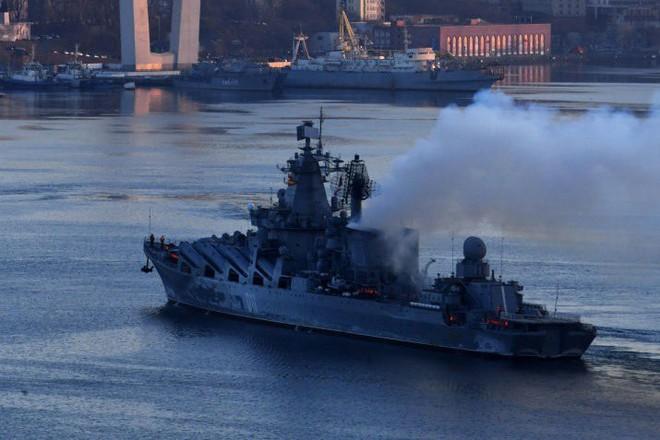Ảnh: Sức mạnh Hạm đội Thái Bình Dương - một trụ cột của hải quân Nga - ảnh 10