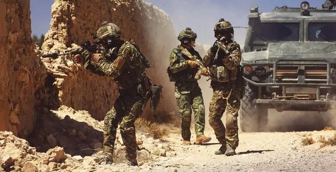 Đặc nhiệm Nga tham chiến ở ngoại quốc: Đột kích mở đường, thọc sâu, đánh hiểm - ảnh 1