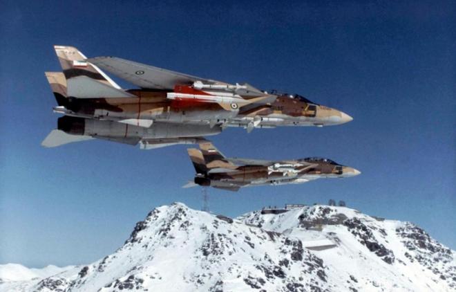 Cụm tác chiến tàu sân bay Mỹ đủ sức tiêu diệt không quân Iran hay chỉ là hổ giấy? - Ảnh 12.