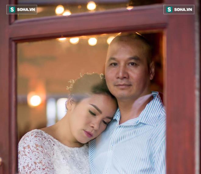 Em gái diva Mỹ Linh hơn 3 năm cùng chồng chống chọi ung thư não - Ảnh 1.