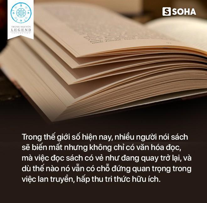 TS Võ Trí Thành nói về Trung Nguyên, sách đổi đời và về thời đại khiến nhiều người mất đi xúc cảm - Ảnh 8.