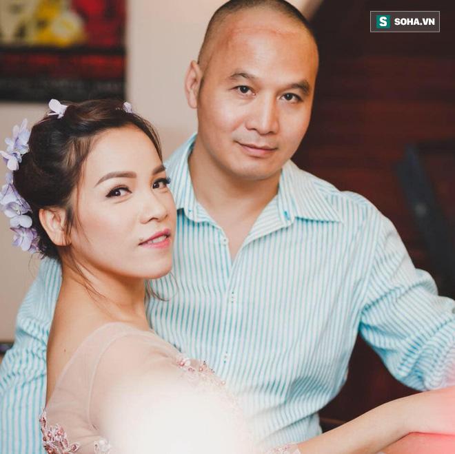 Em gái diva Mỹ Linh và hành trình hơn 5 năm cùng chồng chống chọi ung thư não - Ảnh 3.
