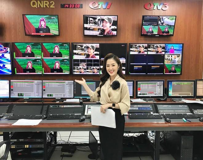 Chân dung nhân vật chính trong các bản tin thời tiết của đài Quảng Ninh - ảnh 1