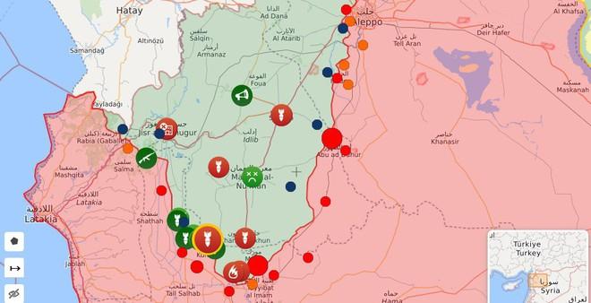 Phiến quân sập bẫy, mò trúng bãi mìn của QĐ Syria - Thương vong khủng khiếp trong chớp mắt - Ảnh 11.