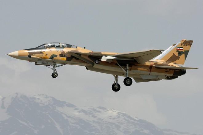 Cụm tác chiến tàu sân bay Mỹ đủ sức tiêu diệt không quân Iran hay chỉ là hổ giấy? - Ảnh 3.