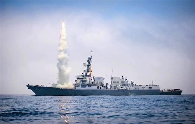 """Vai trò của """"Con dao phẫu thuật"""" Tomahawk nếu xung đột Mỹ-Iran nổ ra - ảnh 3"""