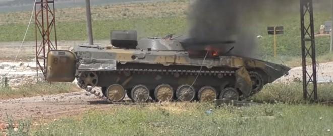 PV Anh trang bị như đặc nhiệm phiến quân bị phục kích ở Syria: Tận thấy sự khủng khiếp? - Ảnh 4.