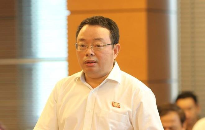 Bí thư Triệu Tài Vinh nói khó kỷ luật về chính quyền khi Phó Chủ tịch HĐND tỉnh vi phạm - Ảnh 1.