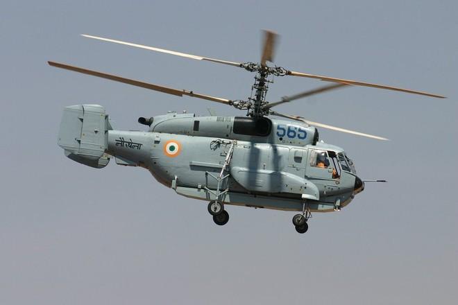 Chỉ có ở Syria: Trực thăng săn ngầm Ka-28 ném bom tấn công mặt đất - ảnh 5