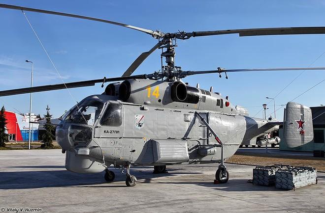 Chỉ có ở Syria: Trực thăng săn ngầm Ka-28 ném bom tấn công mặt đất - ảnh 7