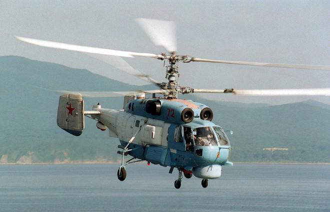 Chỉ có ở Syria: Trực thăng săn ngầm Ka-28 ném bom tấn công mặt đất - ảnh 8