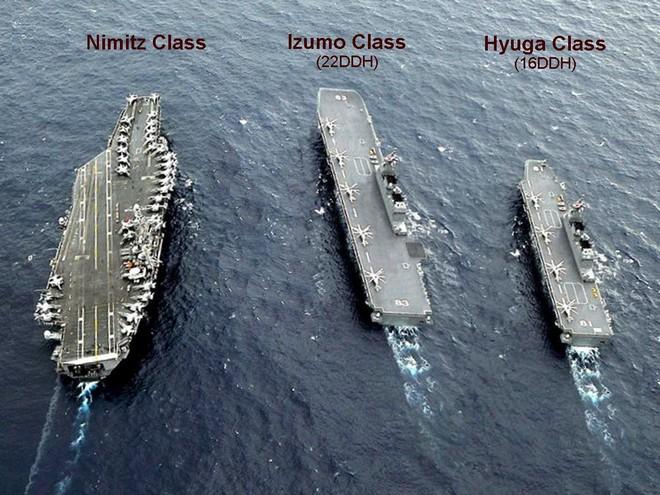 2 tàu sân bay, 20 F-35B: Nhật Bản muốn đánh đòn phủ đầu 6 tàu sân bay Trung Quốc? - Ảnh 5.