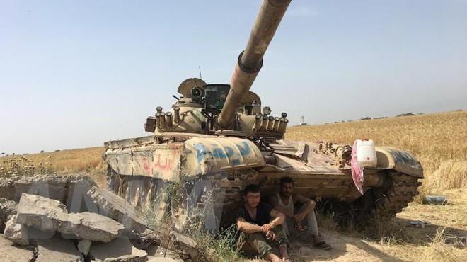 QĐ Syria đánh mạnh và dồn dập - Thổ Nhĩ Kỳ lo sợ, tung hàng nóng phòng thân - Ảnh 5.