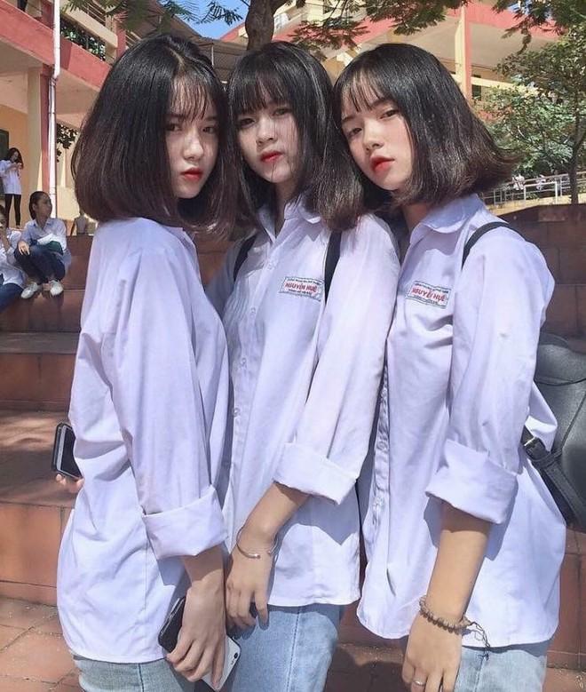 Gái xinh mới gia nhập hội bạn thân hot nhất Yên Bái có chiều cao nổi bật và góc nghiêng 'cực phẩm' - ảnh 1