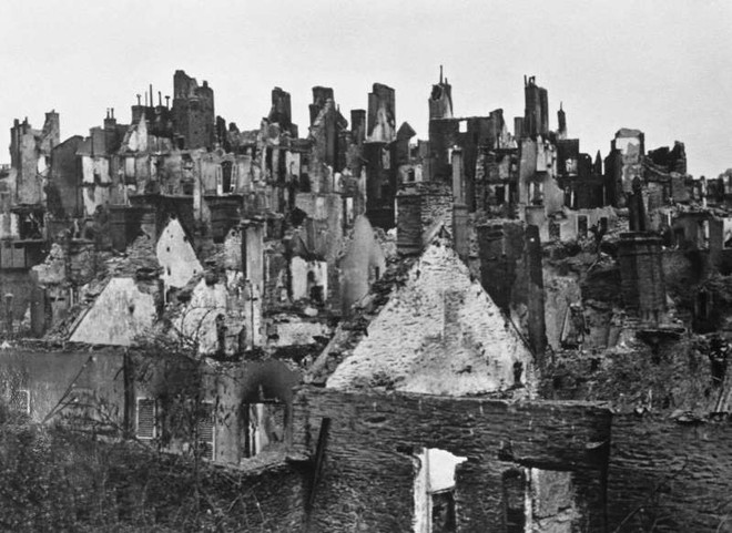 Những khoảnh khắc ám ảnh trong Thế chiến 2 - ảnh 13