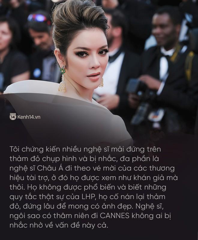 Lý Nhã Kỳ: Tự bỏ tiền túi đi Cannes là ngốc nghếch, nhiều nghệ sĩ đang làm quá vai trò mình trên thảm đỏ lừa truyền thông - Ảnh 15.