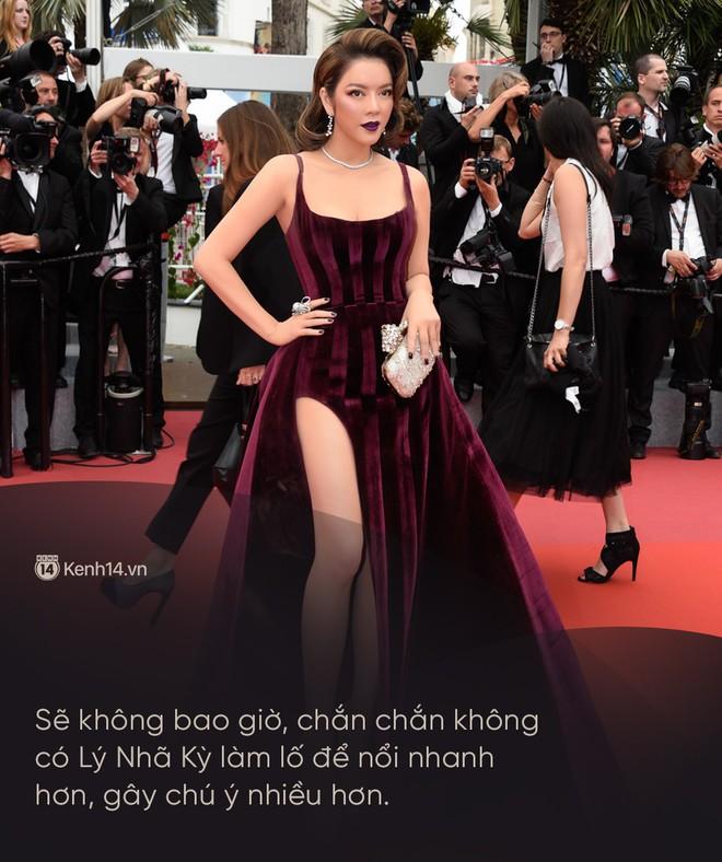 Lý Nhã Kỳ: Tự bỏ tiền túi đi Cannes là ngốc nghếch, nhiều nghệ sĩ đang làm quá vai trò mình trên thảm đỏ lừa truyền thông - Ảnh 17.