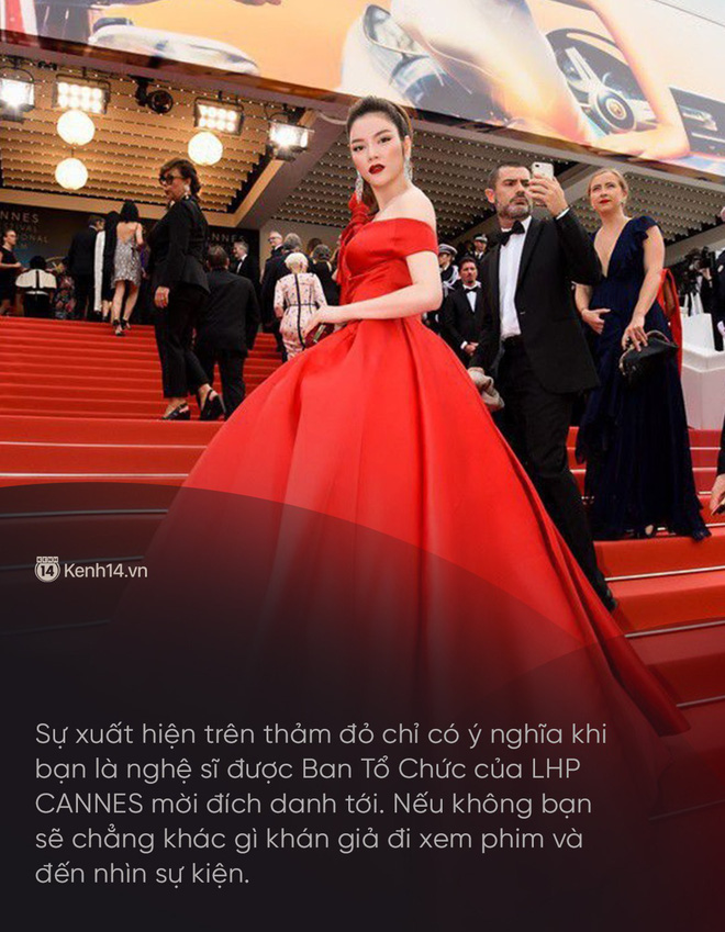 Lý Nhã Kỳ: Tự bỏ tiền túi đi Cannes là ngốc nghếch, nhiều nghệ sĩ đang làm quá vai trò mình trên thảm đỏ lừa truyền thông - Ảnh 3.