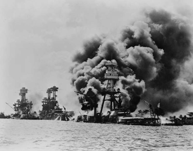 Những khoảnh khắc ám ảnh trong Thế chiến 2 - ảnh 5