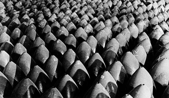 Những khoảnh khắc ám ảnh trong Thế chiến 2 - ảnh 6
