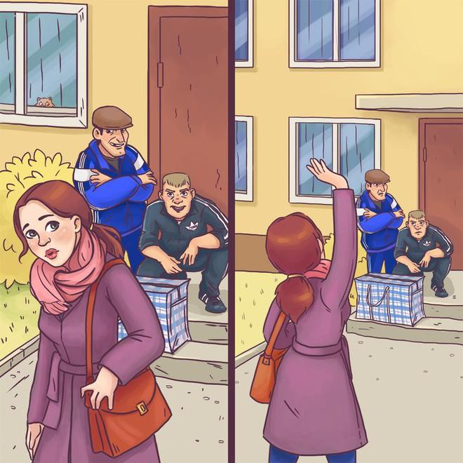Những mẹo nhỏ khi bạn vắng nhà để tránh kẻ trộm ghé thăm - Ảnh 7.