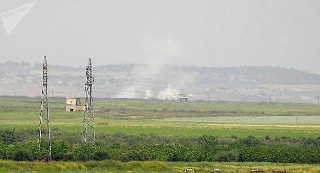 CẬP NHẬT: QĐ Syria dồn tổng lực đánh lớn, chiếm địa bàn chiến lược - Sắp ca khúc khải hoàn - Ảnh 15.