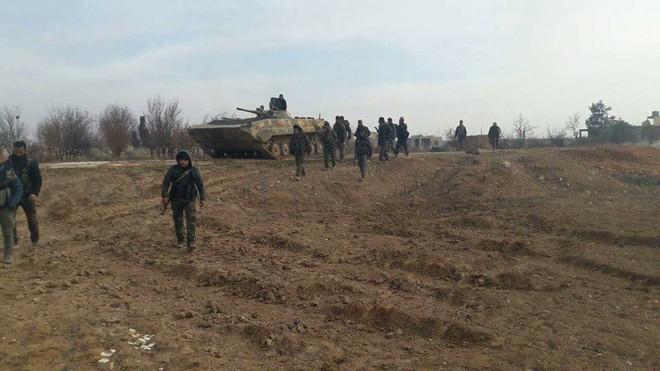 Lực lượng Tiger lập công tái chiếm Kafr Nabudah, Syria: Thổ Nhĩ Kỳ nếm trái đắng? - Ảnh 1.